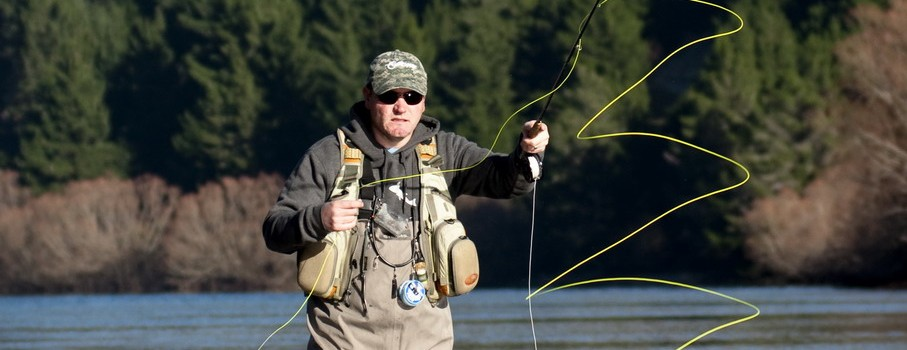 Different Types of Fly Fishing Casts