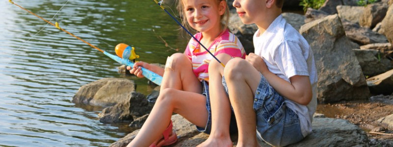 Fishing is good for ADHD